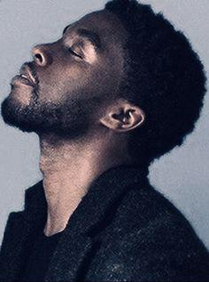Black Panther 2018, Black Panther Marvel, Black Panther Chadwick Boseman, James Brown, African American Art, Male Face, Good Looking Men, Marvel Movies, Black People