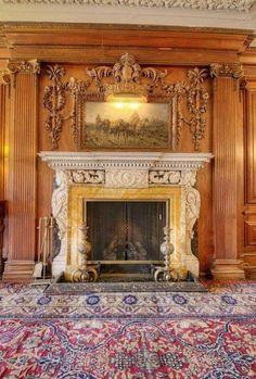 Motown Founder Berry Gordy's mansion, 918 W Boston Blvd, Detroit, MI 48202, USA