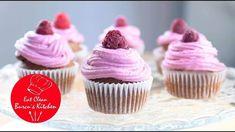 Schoko-Himbeer Cupcakes - Rezept von Eat Clean - Burcu´s Kitchen Clean Eating, Mini Cupcakes, Cleaning, Kitchen, Food, Raspberry Cupcakes, Raspberries, Sugar, Food Food
