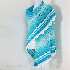 Crochet Flower Scarf, Lace Scarf, Crochet Poncho, Crochet Lace, Bridal Shawl, Wedding Shawl, Crochet Wedding, Summer Scarves, Bridal Outfits