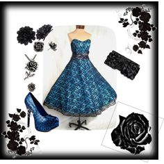 ♥ The Rose!!!, created by kelly-dawn-thompson-lindsay on Polyvore