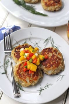 New England Style Cod Cakes