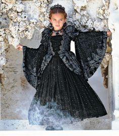 wicked princess child costume - Chasing Fireflies