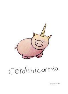 Cerdonicornio <3