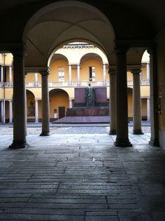 University of Pavia In Pavia, Italy