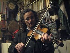 """masters of tradition"" bantry bay. Martin Hayes, Irish fiddler."
