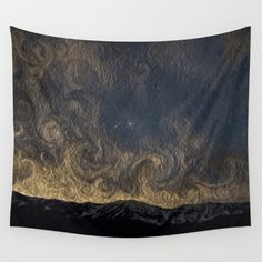 Buy Meteor Over the Bridgers by Lotus Effects as a high quality Wall Tapestry. Worldwide shipping available at Society6.com.