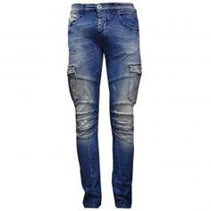 Ανδρικό jean Cargo Be Must 1751 Skinny Jeans, Pants, Fashion, Trouser Pants, Moda, Fashion Styles, Women's Pants, Women Pants, Fashion Illustrations