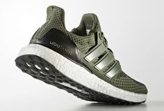 ADIDAS ULTRA BOOST-CARGO GREEN-4