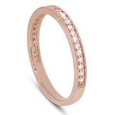 Rose Gold Rings Sydney | Moi Moi Fine Jewellery
