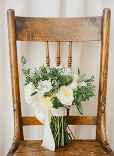 Bouquet size, Romantic Outdoor Wedding with Bash Please
