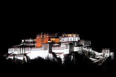 Potala palace - Lhassa
