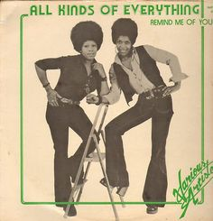 Various - All Kinds Of Everything (Reminds Me Of You) (Vinyl, LP) at Discogs
