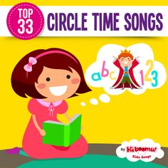 BEST-EVER Circle Time songs! Kids won't want to leave your classroom! #preschool #circletime
