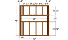 Midwest Manufacturing 6 W X 6 D Hunting Blind At Menards