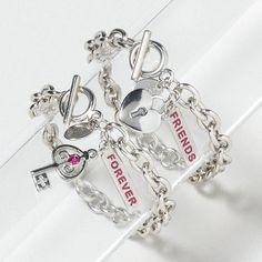 Bff Charm Bracelets