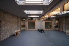 Balboa Gym & Bar in Zurich by helsinkizurich Architects