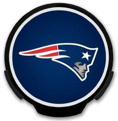 New England Patriots Power Decal - Sports Nut Emporium