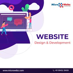 Microwebz is one of the best digital marketing company in yelahanka, bangalore. We are leading website app development company in yelahanka, bangalore. We are creative digital marketing agency in yelahanka, bangalore. Website Development Company, Design Development, Best Digital Marketing Company, Online Marketing, Professional Web Design, Design Web, Graphic Design Services, Seo Services, Ecommerce