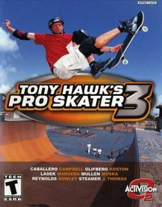 Tony Hawk's Pro Skater 3 [PlayStation, GameCube, Game Boy Color, Xbox, Game Boy Advance, PC, Nintendo 64 and Mac OS X]