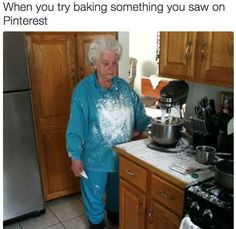 And the year of baking failures: