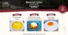 Restaurant Casa Iosefin Timisoara: Meniu Zilei 08.08