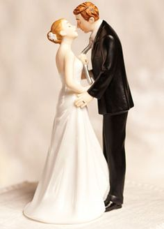 Tie-ing the Knot Wedding Cake Topper