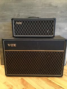 Vox AC-50 JMI Head and 2x12 Cabinet 1965