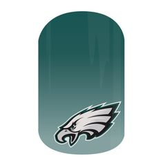 Philadelphia Eagles | NFL Collection by Jamberry | Get gameday style with Jamberry's NFL Collection. Our officially licensed NFL products feature your favorite team logo and colors so you can cheer your team to victory with 'Philadelphia Eagles' on your nails.