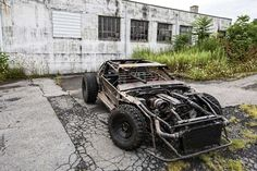 Death Kart - Speed Warhouse 1991 Nissan 240Sx by Mike Perez