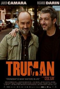 New Zealand International Film Festival 2016 #nziff Truman Childhood friends Julián (Ricardo Darín) and Tomás (Javier Cámara) were once inseparable. Eventually, the two have lost sight of their friendship. While the divorced Julián remained in Spain where he has lived through the highs and lows of an acting career, the teacher Tomás emigrated to Canada, where he has built up a peaceful existence together with his job, his wife and his children.