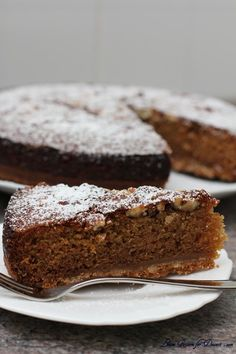 Armenian Nutmeg Cake (my nan used to make this, so pleased to get recipe)