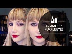 Video tutorial Glamour Purple Makeup - Blog Make Up per donne 2.0