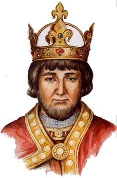 Václav I. Jednooký, český král Vice Versa, Middle Ages, Czech Republic, Europe, France, Culture, Tattoo, Tattoos, Bohemia