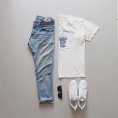 Summer Outfit Via sam sciarra. Summer Outfit Via sam sciarra. Summer Outfit Via sam sciarra. Men Fashion Show, Fashion Mode, Mens Fashion, Fashion Outfits, Stylish Mens Outfits, Casual Outfits, Men Casual, Stylish Clothes, Look Man