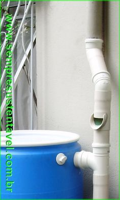 Rain Collection System, Water Collection, Backyard Patio Designs, Backyard Fences, Rain Catcher, Rainwater Harvesting, Rain Barrel, Diy Crystals, Water Storage