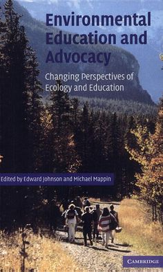 Critical thinking in environmental education