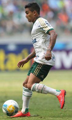 Dudu - Palmeiras 1x0 Botafogo/SP - Allianz Parque - Campeonato Paulista 12/04/2015