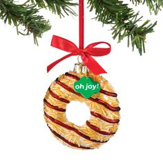 The Jolly Christmas Shop - Department 56 Girl Scout Caramel Coconut Cookie Christmas Ornament 4053397, $10.00 (http://www.thejollychristmasshop.com/department-56-girl-scout-caramel-coconut-cookie-christmas-ornament-4053397/)