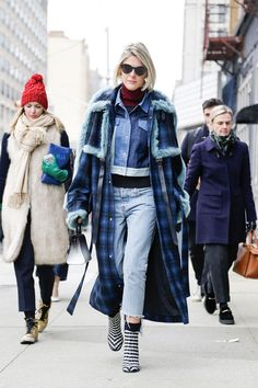 The 10 best looks from New York Fashion Week Fall 2016