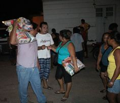 Panistas detienen en Temozón un camión de 10 ton