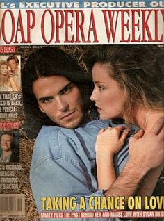 OLTL Dylan and Marty