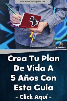 Plan Vida, Plan Maestro, Future, Business, Personal Development, Grow Tomatoes, Time Management, Take Action, Financial Literacy