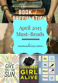 April 2015 Must-Read