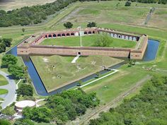 Another National Park Service landmark, Fort Pulaski is an absolute imperative on any history enthusiast's tour of Tybee. The fort is situated on Cockspur Island and was named for Casimir Pulaski, a Polish hero who volunteered to serve during the American Revolutionary War.