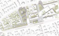 Galería de BAKPAK Architects gana concurso para diseñar plan maestro en Germering - 15