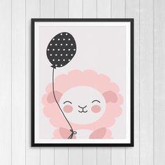 cute! lamb illustrat