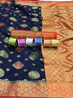 Designer Patola Silk Weaving Saree (4 Pc Set) Handloom Weaving, Silk Touch, Soft Silk Sarees, Buying Wholesale, Sarees Online, Party Wear, Fabric, Collection, Design