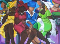 Fellowship of Divine Divas After Church Soiree2 - David W M Cassidy