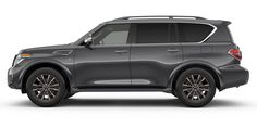 View interior and exterior photos, accessories and color options for the all-new 2017 Nissan Armada.